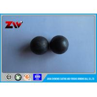 China High Chrome Cr 1-20 Casting Iron Balls for ball mill and cement plant wholesale