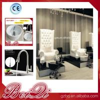 China Wholesales Salon Furniture Sets New Style Luxury Pedicure Chair Massage Chair in Dubai wholesale