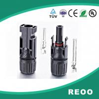 China Nantong REOO 10 pairs MC4 Male Female M/F Wire Cable Connector Set Solar Panel 30A on sale