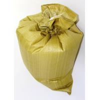 China Customized Color PP Woven Sack Bags , Woven Polypropylene Sand Bags Recyclable wholesale