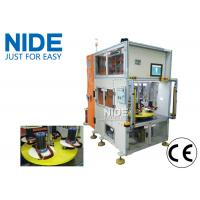 China Double heads four working station vertical type stator auto coil winding machine wholesale