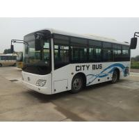 Wholesale Hybrid Urban Intra City Bus 70L Fuel Inner City Bus LHD Six Gearbox Safety from china suppliers