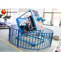 Buy cheap Dynamic Control VR Flight Simulator With 360 Degrees Rotating Racks from wholesalers