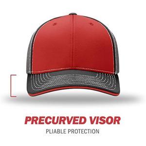China 40% Polyester Flat Brim Snapback Hats Personalized Richardson Trucker Caps wholesale
