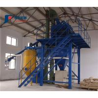 China Dry Mix Mortar Production Line , Wall Putty Mixer Capacity 8-30T/H CE Certified wholesale