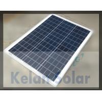 China High Output Solar Panels 50W , Most Efficient Solar Panels For Your Home on sale