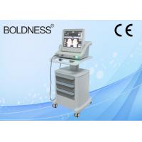 China High Intensity Focus Ultrasound HIFU Beauty Machine For Face Lifting / Wrinkle Removal CE wholesale