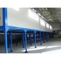 China Powder Coating Line Bridge Tunnel Curing Oven , Custom Powder Paint Curing Oven on sale