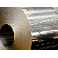 Grade 304 430 Stainless Steel Coil , PED / ISO Standard Cold Rolled Steel Coil