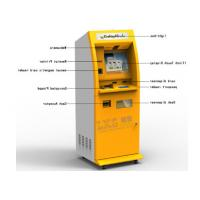 China Self Service Photo Printing Kiosk With Card Acceptor Pin Pad Keyboard wholesale