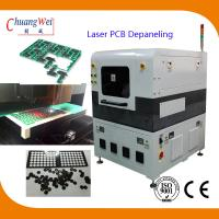China Auto Vision Positioning Pcb Depaneling Equipment With Optowave Laser wholesale