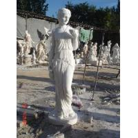 China White Marble Statue Carving wholesale