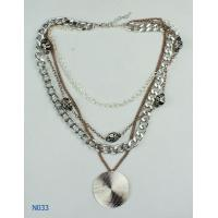 China 2012 Fashion copper alloy accessories jewelry Antique Bronze Necklace wholesale