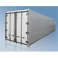 China Second Hand 40ft Reefer Container Dimensions 11.78m*2.23m*1.95m For Goods wholesale