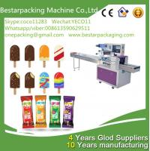 Buy cheap Máquina automática de envasado de paletas con alimentador, máquina de envolver from wholesalers