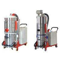 China Max 25Kpa Concrete Grinding Vacuum Cleaners 380v-440V Three Phrase wholesale