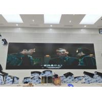 China P4 4mm Stadium LED Video Wall Screen Signs , Led Panel indoor Video Wall wholesale