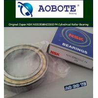 Quality Agriculture NSK N1013 Cylindrical Roller Bearings With Brass Cage for sale