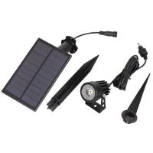 Quality Solar Spot Garden Lights Ground Stick Into Outdoor Landscape Lighting Sensor for sale