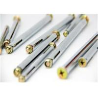 China High Tensile M22 Steel Door Frame Anchors With Steel Machine Screw And Colors Cap wholesale