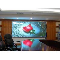 China OEM Indoor Full Color LED Display Panel Advertising HD P3 LED Video Wall Front Service Customized Size Fixed on sale