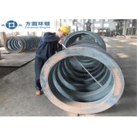 China EN10222 P305GH Carbon Steel Forged Stainless Steel Disc Proof Machined Boiler Forgings wholesale