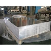 Quality Thickness 0.3 - 300mm 5052 Aluminum Sheet For Fuel Tanks / Storm Shutters for sale