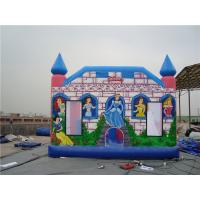 China Waterproof Huge Inflatable Bounce House For Adults Wear Resistance wholesale