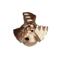 China 450mm PDC Concave Non Coring Drill Bit wholesale