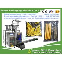 China Bestar Special design machine for Hardware fitting nuts pouch making machine,nuts weighting and packing machine wholesale