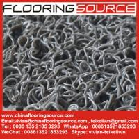 Quality High quality soft PVC Loop Coil Matting Anti-slip and Dust Control Matting for for sale