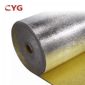 China Energy Saving Construction Heat Insulation Foam Noise Reduction Anti Condensation on sale