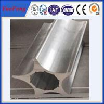 China Hot! Race car aluminium radiators 6063/6061 alloy grade, china aluminum extruder wholesale
