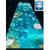 China 65536 Dots / M2 Stage Background Led Display Big Screen P3.91 Video Display Function wholesale