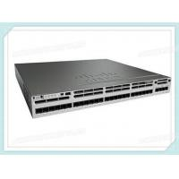Buy cheap IP Services Cisco Gigabit Network Switch WS-C3850-24S-E Catalyst3850 24 Port GE from wholesalers
