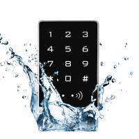 Buy cheap Metal aluminum alloy anticorrosionTouch keypad standalone access control RFID from wholesalers