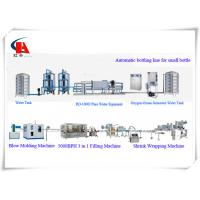 China Pure Water Production Machine , Bottled Water Production Equipment 1 - 10 Ton/H wholesale