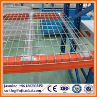 Wholesale Wholesale High Quality and factory price Safety Heavy Duty pallet rack from china suppliers