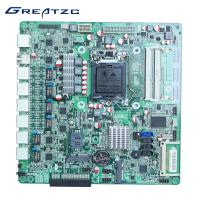 China Intel B75 LGA1155 Motherboard Core I3 / I5 / I7 Processor With 2 SO DIMM DDR3 wholesale