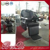 Quality purple salon furniture barbers chairs salon set hydraulic bases for chairs for sale