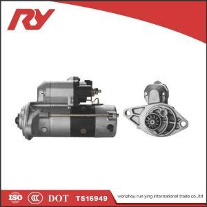 China Isuzu Concrete Mixer Truck Automotive Starter Motor 2-90123-210-0 9742809-586 wholesale