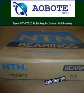 China Japan NTN 7320 BL1G Angular Contact Ball Bearing Single Row wholesale
