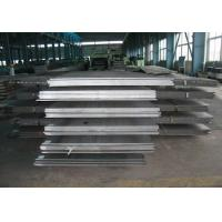 China 1200mm - 1800mm Width SS400, Q235, Q34 Hot Rolled Checkered Steel Plate / Sheet wholesale