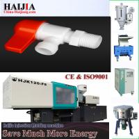 Screw Barrel PVC Pipe Fittings Making Machine , PVC Connection Pipe Machine
