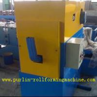 China Automatic Downpipe Elbow Machine / Downspout Cold Roll Forming Machine wholesale