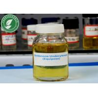 China Fitness Steroid Liquid Boldenone Undecylenate Equipoise 200mg For Bodybuilding wholesale