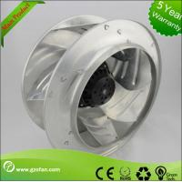 China 355mm Air Conditioning EC Motor Fan , Backward Curved Blower High Volume wholesale