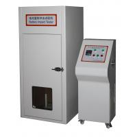 Buy cheap Battery Packs Impact Tester Battery Testing Equipment with SJ/T11170 , UL 1642 from wholesalers