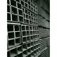 China DIN JIS Square Hollow Steel Pipe For Greenhouse Frame / Structure Tube wholesale