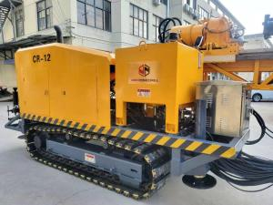 China CR-12 FULL HYDRAULIC CORE DRILLING MACHINE EXPLORATION DRILLING RIG 154kw wholesale